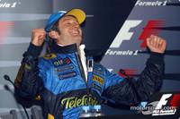 Congratulations for Trulli