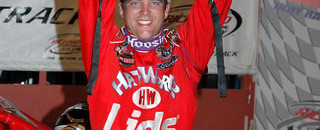 USAC Bobby East takes first win at Richmond