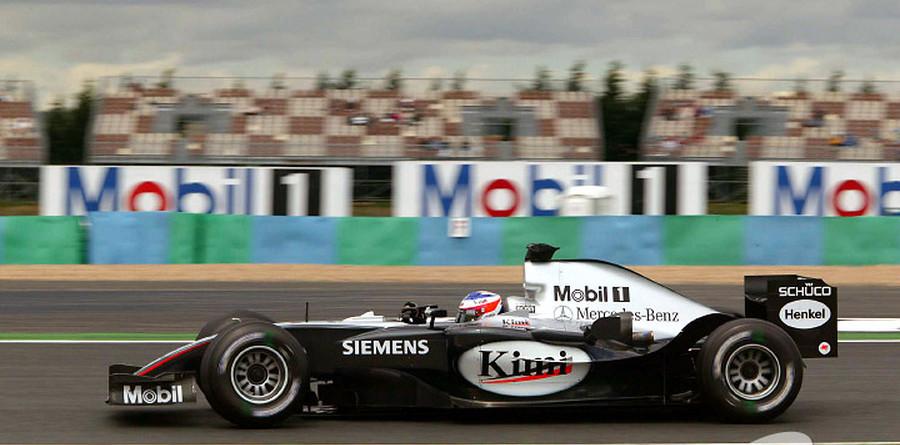 Raikkonen ahead after French GP Saturday practices