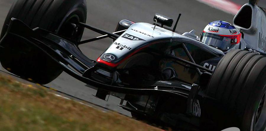 Raikkonen fastest on British GP Friday