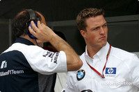 No Hungary or Belgium for Ralf Schumacher
