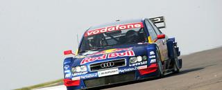 DTM Ekstrom snatches Zandvoort pole for Audi