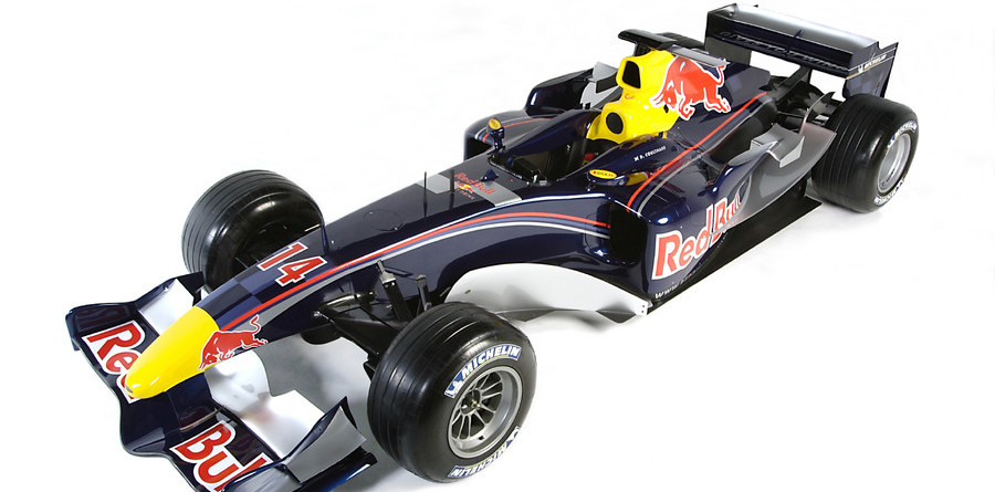 New Red Bull debuts at Jerez
