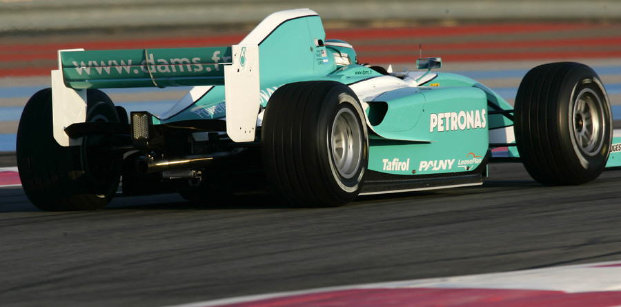 First test at Paul Ricard gives insight to new series