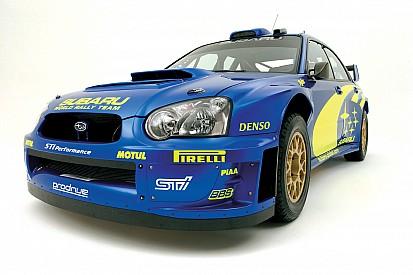 Subaru unveils 2005 Impreza