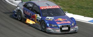 DTM Ekstrom on pole position for Hockenheim