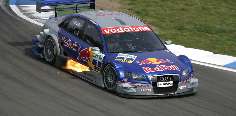 Ekstrom on pole position for Hockenheim