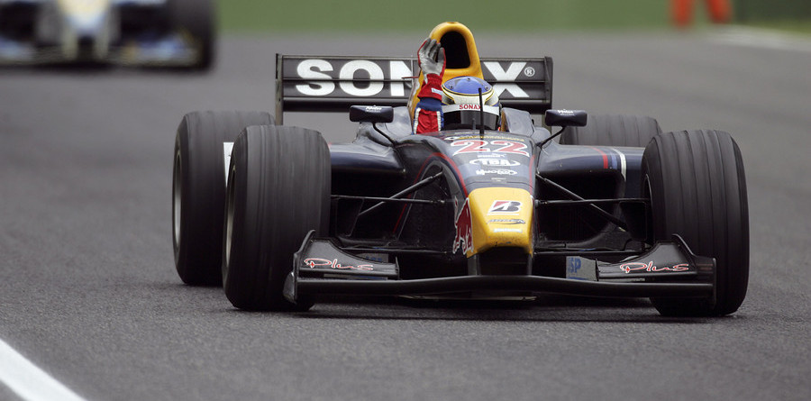 Kovalainen achieves the first victory in Imola