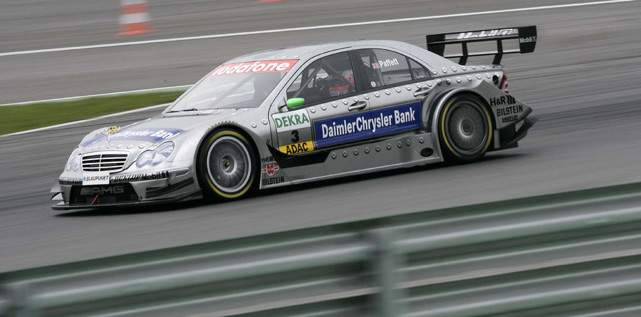 Paffett takes dominant victory at Lausitz