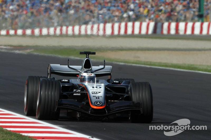 A lap of Monaco with Montoya