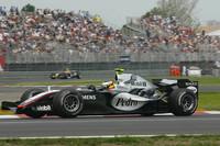 De la Rosa stays fastest on Canadian GP Friday