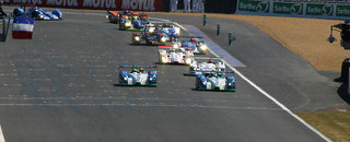 Le Mans Boullion leads after first hour at Le Mans