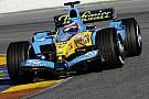 Цей день в історії: презентація чемпіонського Renault Алонсо