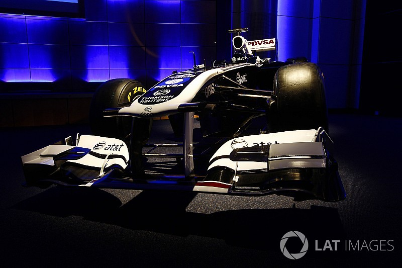 Formel 1: Alle Williams-Präsentationen seit 2008