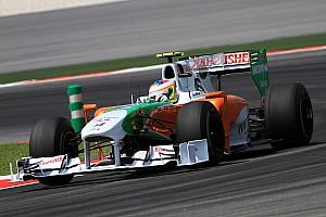Новую машину Force India скоро покажут. А пока посмотрите на старые
