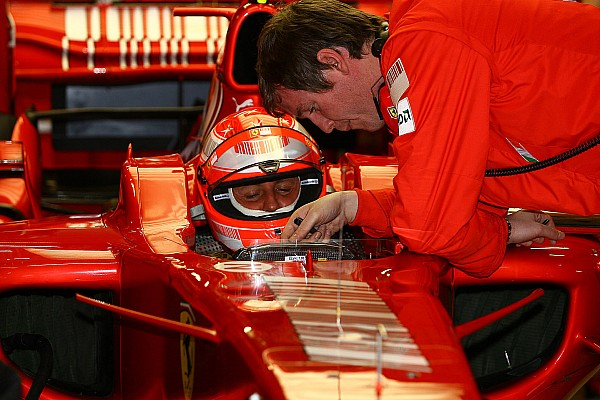 Цей день в історії: тест-пілот Шумахер у Ferrari