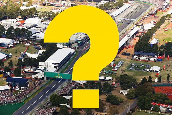 Формула 1 Самое интересное Как это было год назад. Вспомните ли вы прошлый Гран При Австралии?