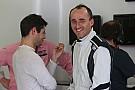 WEC Kubica verá si compite en el WEC