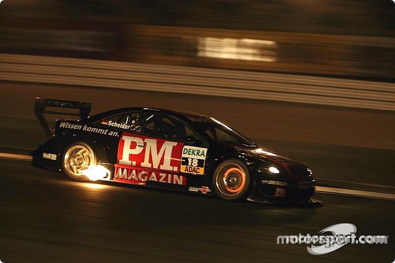 El DTM confirma las primeras carreras nocturnas de su historia