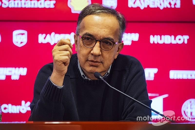 """Wolff advierte a la F1 que """"no provoque"""" a Marchionne"""