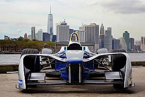 Fórmula E Noticias VIDEO: Nelson Piquet y la Fórmula E toman las calles de NY