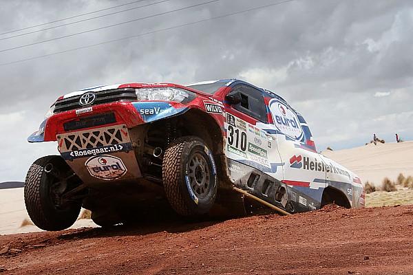 Dakar Nieuws Van Loon keert in 2019 terug in Dakar Rally