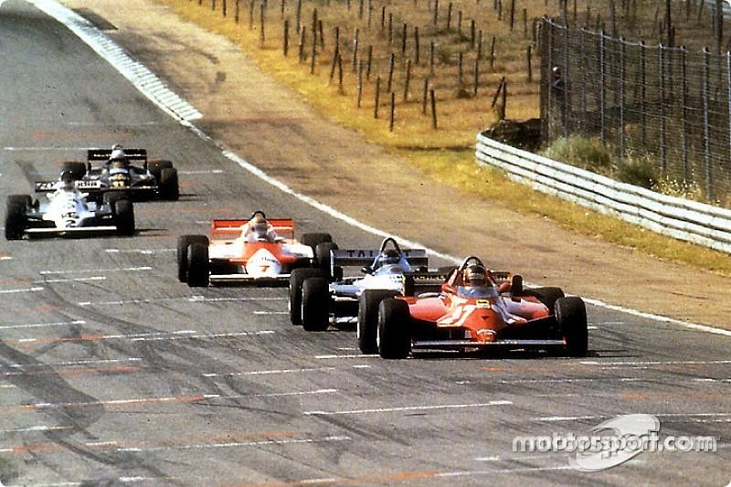Rétro 1981 - Gilles Villeneuve insensible à la pression en Espagne