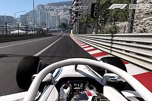eSports Новость Геймплей игры F1 2018: первое видео