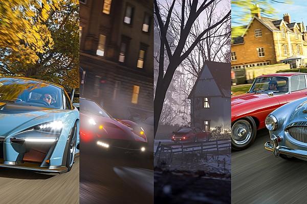 eSports Новости Дайджест симрейсинга: всё про новую Forza Horizon 4