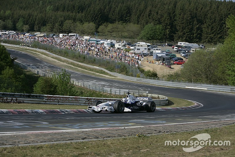 Why Formula 1 must conquer the Nordschleife