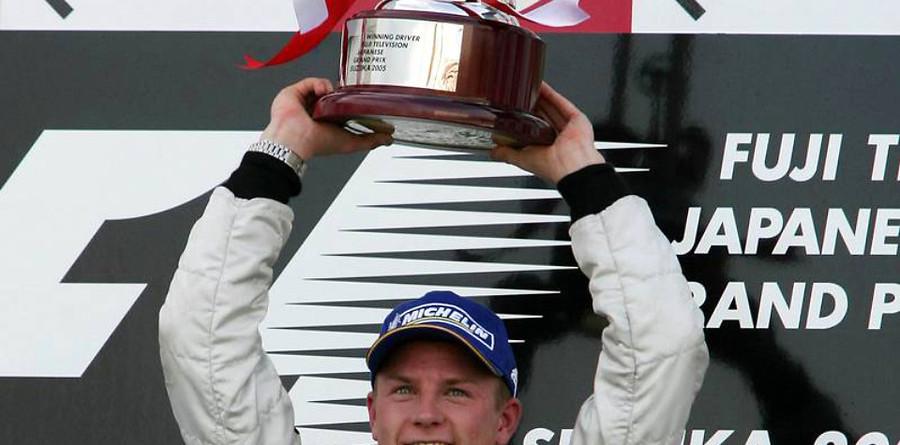 Raikkonen wins thrilling Japanese GP
