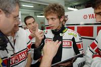 Rossi happy with latest Ferrari test