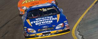 NASCAR XFINITY BUSCH: Edwards wins NBS race in Phoenix
