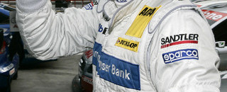 DTM Paffett lands McLaren test role