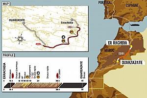 Dakar Dakar: Stage 4 Er Rachidia to Ouarzazate notes