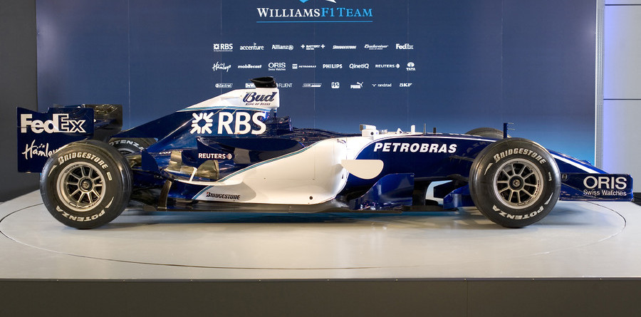 Williams launches the FW28