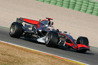 Raikkonen sets the pace at Valencia