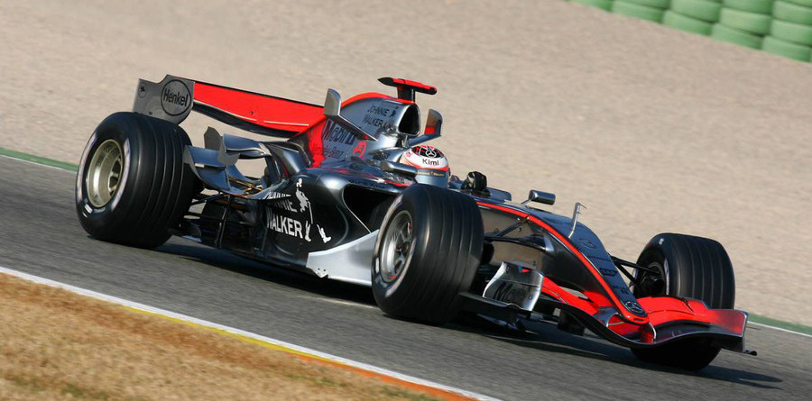 Raikkonen sets the pace at Valencia