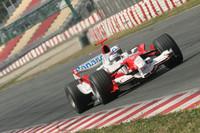 Trulli fastest at Barcelona