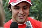 Massa meets the Montreal media