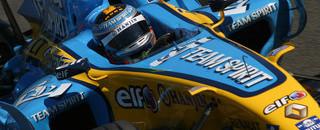 Formula 1 Kovalainen leads on Jerez day one