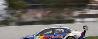 DTM Tomczyk leads Audi trio in Barcelona qualifying