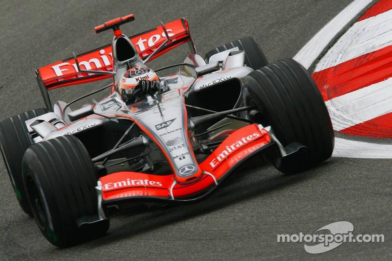 A lap of Suzuka with Raikkonen