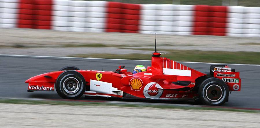Massa leads at Barcelona test
