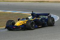 Testing at Jerez and Valencia
