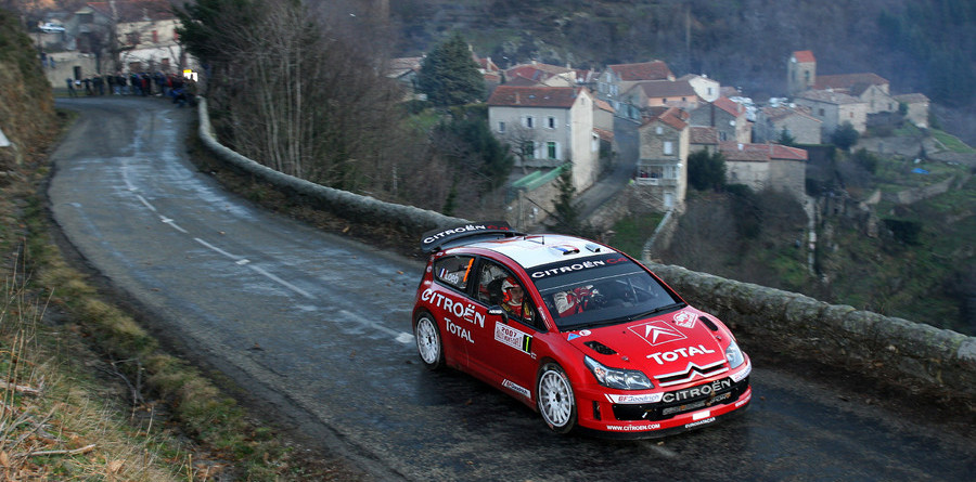 Loeb ready to clinch fourth Monte Carlo Rally victory