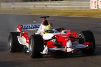 Schumacher takes over at Valencia