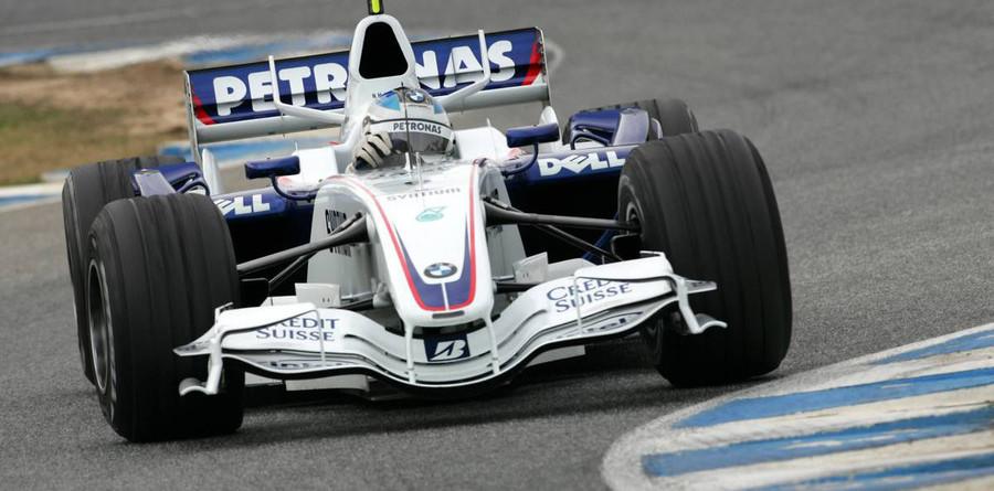 Heidfeld tops wet last day at Jerez
