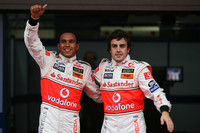 Hamilton scores pole for Japanese GP