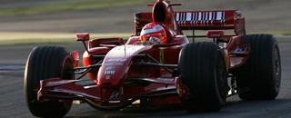 Formula 1 Schumacher top again at Barcelona testing